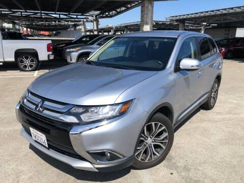 2016 Mitsubishi Outlander for sale at CITY MOTOR SALES in San Francisco CA