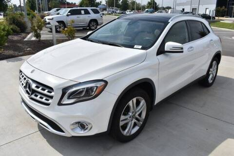 2019 Mercedes-Benz GLA for sale at PHIL SMITH AUTOMOTIVE GROUP - MERCEDES BENZ OF FAYETTEVILLE in Fayetteville NC