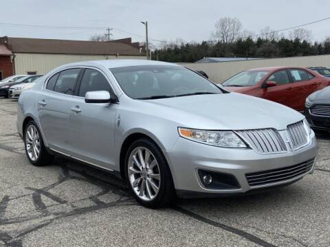 2010 Lincoln MKS for sale at Miller Auto Sales in Saint Louis MI