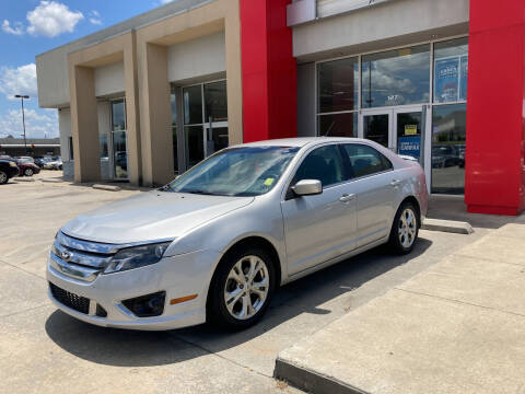 2010 Ford Fusion for sale at Thumbs Up Motors in Warner Robins GA