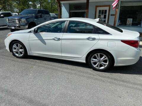 2011 Hyundai Sonata for sale at Elite Auto Sales Inc in Front Royal VA