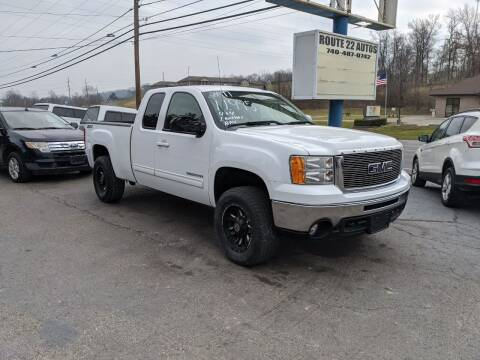 2011 GMC Sierra 1500 for sale at Route 22 Autos in Zanesville OH
