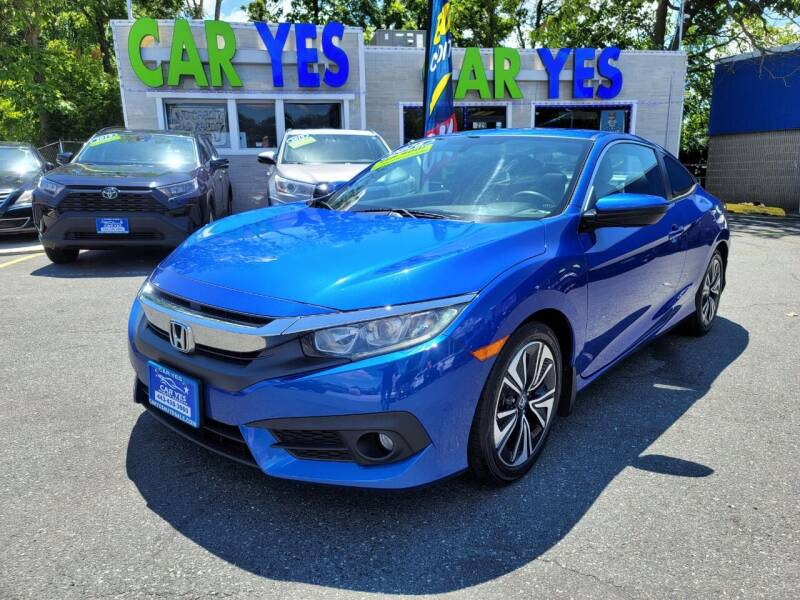 2016 Honda Civic for sale at Car Yes Auto Sales in Baltimore MD