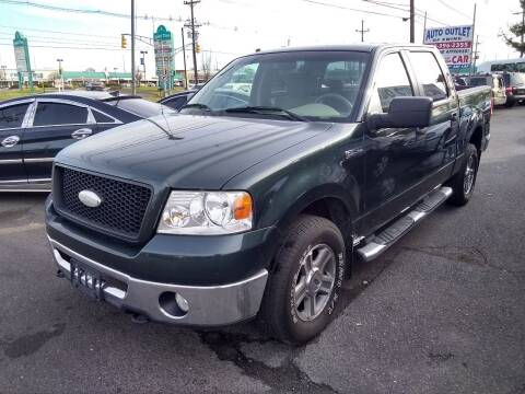 2006 Ford F-150 for sale at Wilson Investments LLC in Ewing NJ