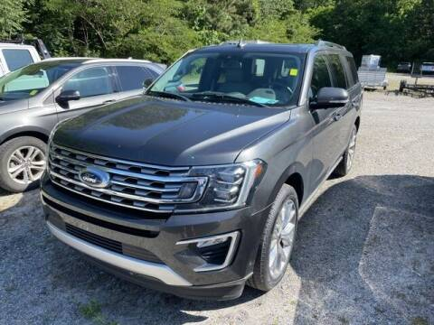 2018 Ford Expedition for sale at BILLY HOWELL FORD LINCOLN in Cumming GA
