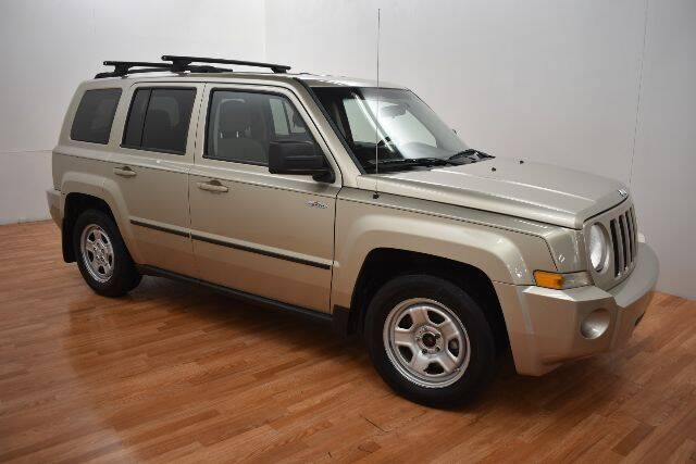 2010 Jeep Patriot for sale at Paris Motors Inc in Grand Rapids MI