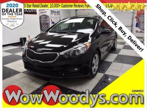 2016 Kia Forte5 for sale at WOODY'S AUTOMOTIVE GROUP in Chillicothe MO