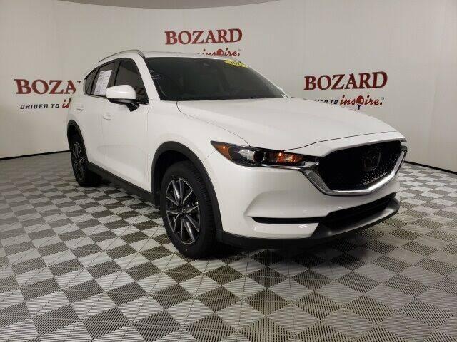 2018 Mazda CX-5 for sale at BOZARD FORD in Saint Augustine FL