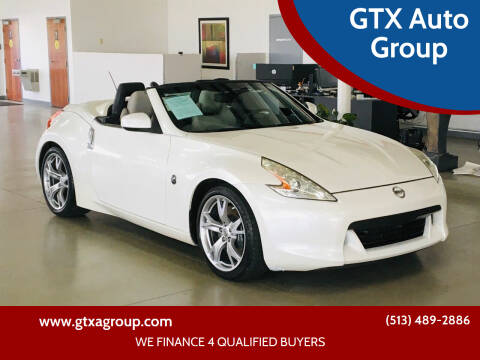 2010 Nissan 370Z for sale at GTX Auto Group in West Chester OH