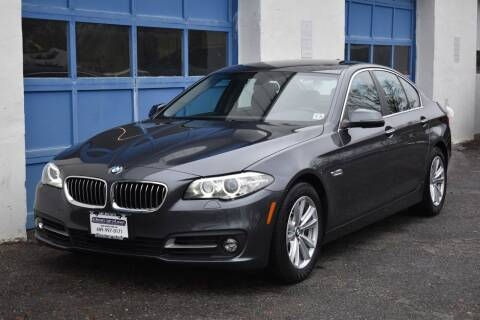 2016 BMW 5 Series for sale at IdealCarsUSA.com in East Windsor NJ
