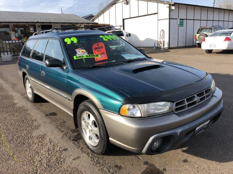 1999 Subaru Legacy for sale at Freeborn Motors in Lafayette, OR