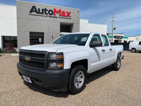 2014 Chevrolet Silverado 1500 for sale at AutoMax of Memphis - V Brothers in Memphis TN