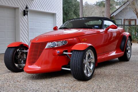 2000 Plymouth Prowler for sale at Fast Lane Direct in Lufkin TX