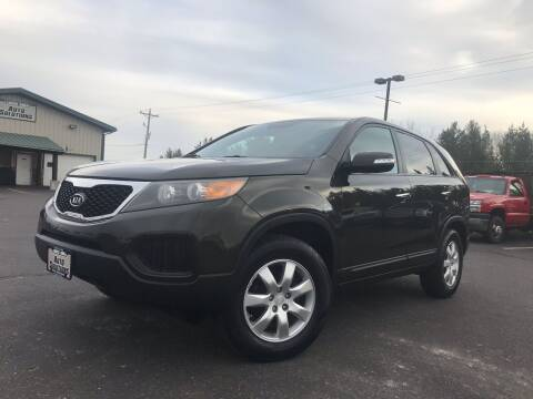 2011 Kia Sorento for sale at Lakes Area Auto Solutions in Baxter MN