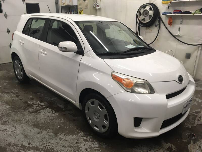 2008 Scion xD for sale at Gordon Auto Sales LLC in Sioux City IA