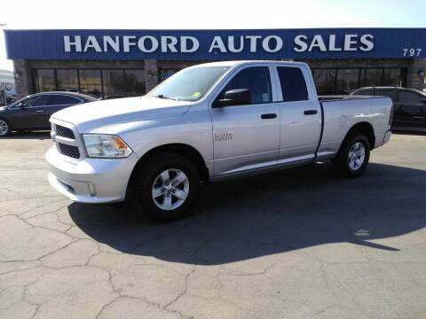 2017 RAM Ram Pickup 1500 for sale at Hanford Auto Sales in Hanford CA