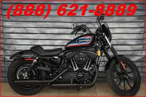 2020 Harley-Davidson Sportster