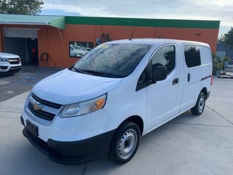 2016 Chevrolet City Express Cargo for sale at Galaxy Auto Service, Inc. in Orlando FL
