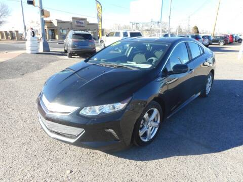 2017 Chevrolet Volt for sale at AUGE'S SALES AND SERVICE in Belen NM