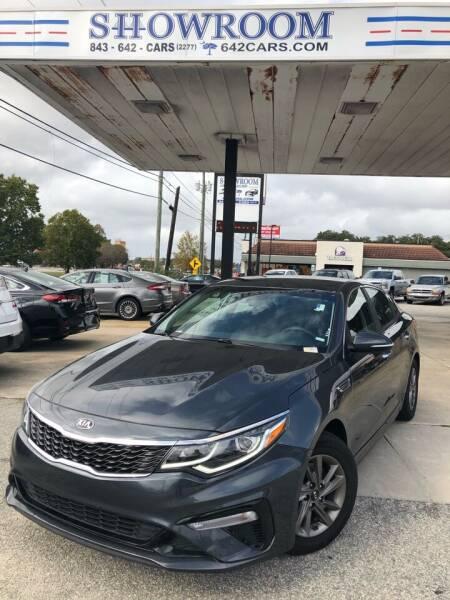 2020 Kia Optima for sale at Showroom Auto Sales of Charleston in Charleston SC