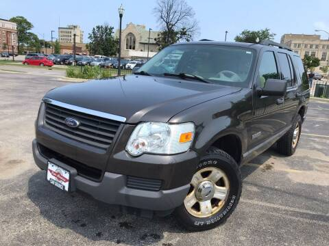 2006 Ford Explorer for sale at Your Car Source in Kenosha WI