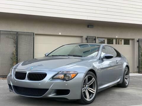 2007 BMW M6 for sale at AutoAffari LLC in Sacramento CA