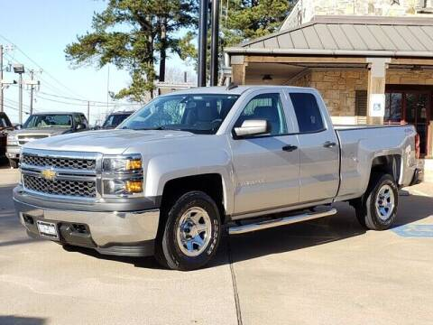 2015 Chevrolet Silverado 1500 for sale at Tyler Car  & Truck Center in Tyler TX