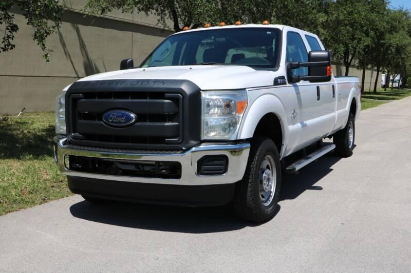 2013 Ford F-250 Super Duty for sale at Ven-Usa Autosales Inc in Miami FL