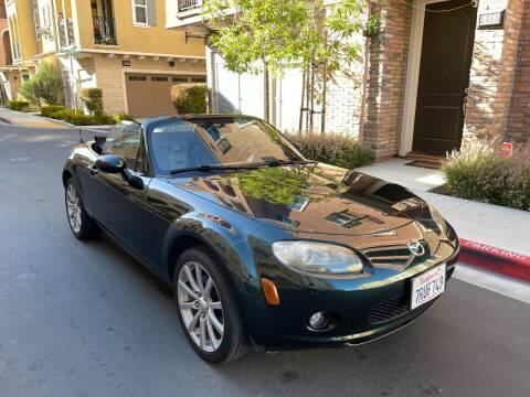 2007 Mazda MX-5 Miata for sale at Hi5 Auto in Fremont CA