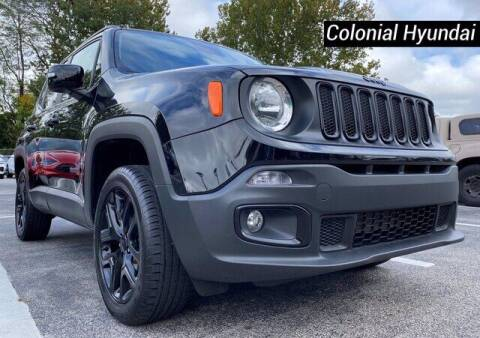 2017 Jeep Renegade for sale at Colonial Hyundai in Downingtown PA