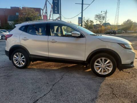 2017 Nissan Rogue Sport for sale at ECONOMY AUTO MART in Chicago IL