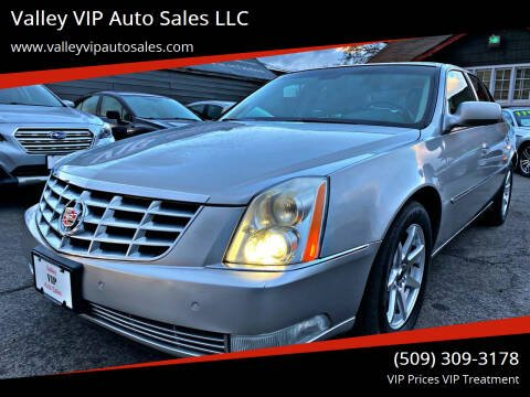 2008 Cadillac DTS for sale at Valley VIP Auto Sales LLC in Spokane Valley WA