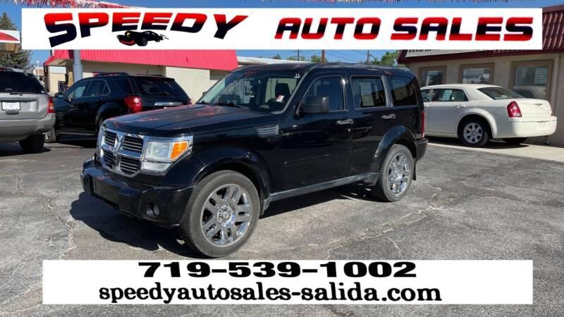 2007 Dodge Nitro for sale at SPEEDY AUTO SALES Inc in Salida CO