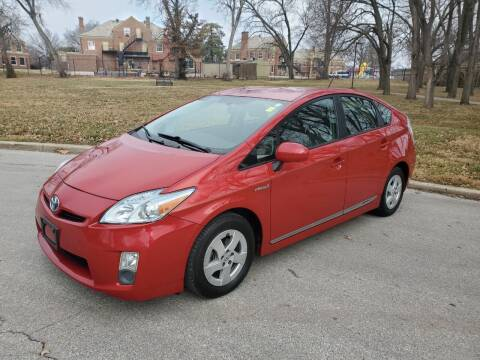 2010 Toyota Prius for sale at RENNSPORT Kansas City in Kansas City MO