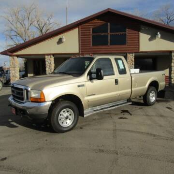 2001 Ford F-250 Super Duty for sale at PRIME RATE MOTORS in Sheridan WY