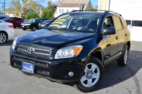 2008 Toyota RAV4 for sale at Lighthouse Motors Inc. in Pleasantville NJ