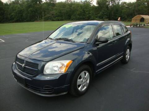 2007 Dodge Caliber for sale at MIKES AUTO CENTER in Lexington OH