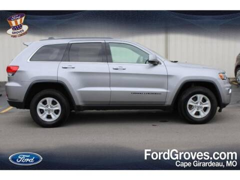 2017 Jeep Grand Cherokee for sale at JACKSON FORD GROVES in Jackson MO