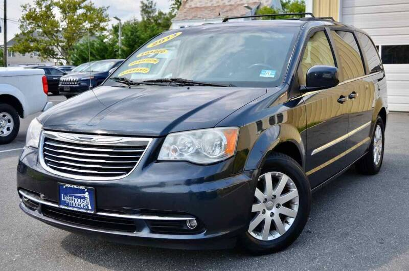 2013 Chrysler Town and Country for sale at Lighthouse Motors Inc. in Pleasantville NJ
