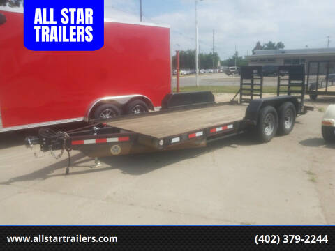 2015 Eagle USED for sale at ALL STAR TRAILERS Used in , NE