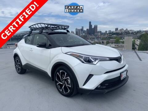 2019 Toyota C-HR for sale at Toyota of Seattle in Seattle WA