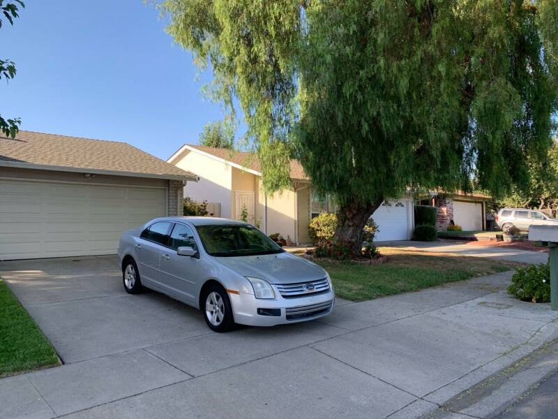 2006 Ford Fusion for sale at Blue Eagle Motors in Fremont CA
