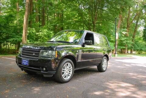 2011 Land Rover Range Rover for sale at Bowie Motor Co in Bowie MD