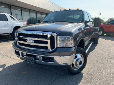 2007 Ford F-350 Super Duty for sale at Auto Mall of Springfield in Springfield IL