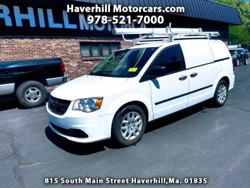 2014 RAM C/V for sale at 125 Auto Finance in Haverhill MA