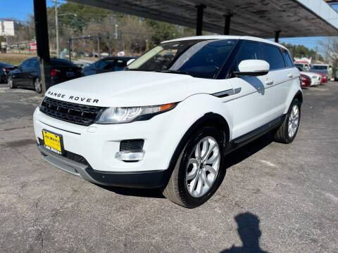2012 Land Rover Range Rover Evoque for sale at Magic Motors Inc. in Snellville GA
