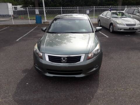 2008 Honda Accord for sale at Hipps Integrity Auto Sales in Delran NJ