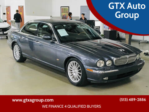 2006 Jaguar XJ-Series for sale at GTX Auto Group in West Chester OH