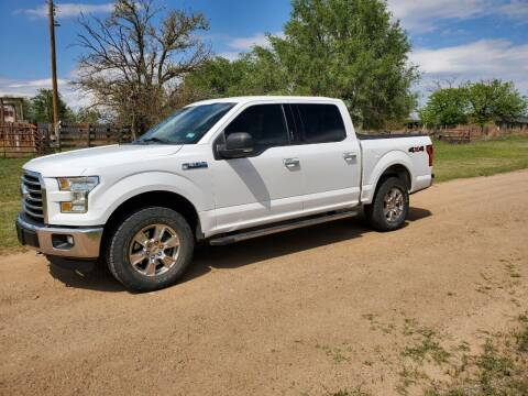 2016 Ford F-150 for sale at TNT Auto in Coldwater KS