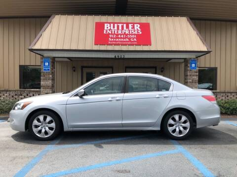 2009 Honda Accord for sale at Butler Enterprises in Savannah GA